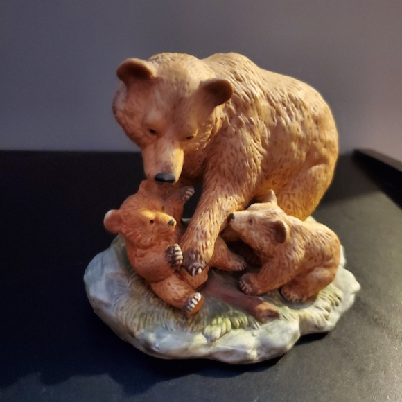 Home Interior Other - Brown Bear Figurine